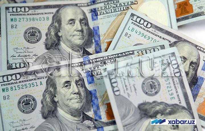 Доллар ва евро курси тушиши давом этади