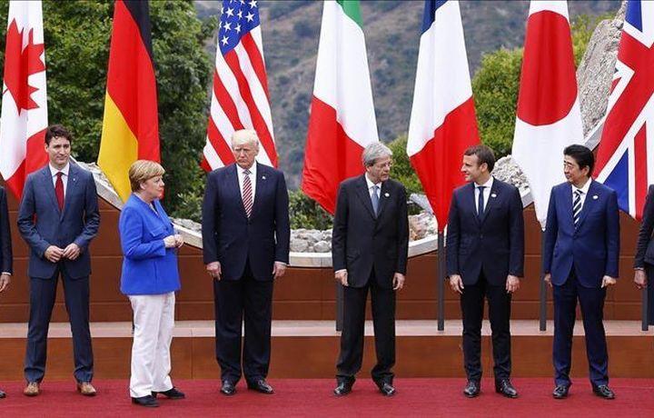 Следующий саммит G7 пройдет во Франции