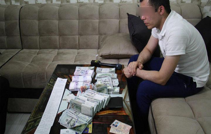 Миллий банкнинг касса мудири 270 минг доллар ўғирлаганликда айбланмоқда