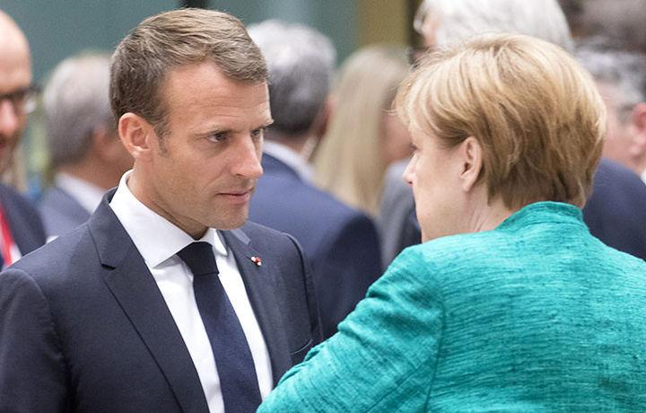 США хотят внести раскол между Францией и Германией