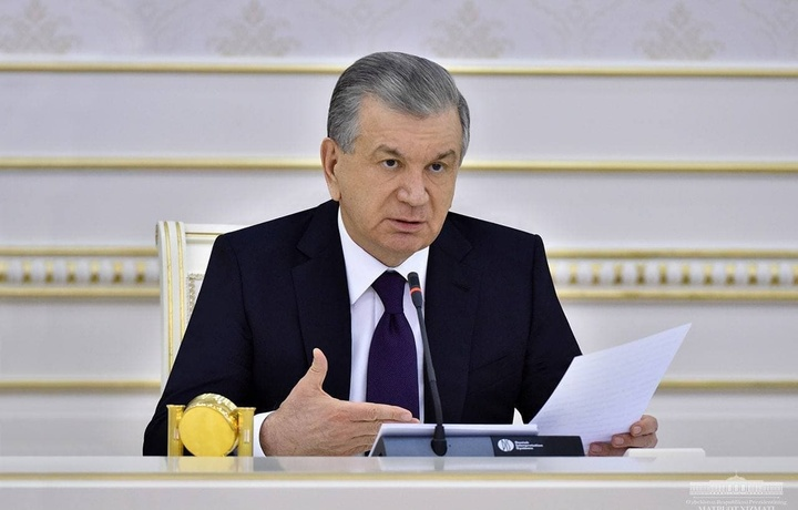 Shavkat Mirziyoyev aholi ehtiyoji uchun qancha uy-joy qurish kerakligini aytdi