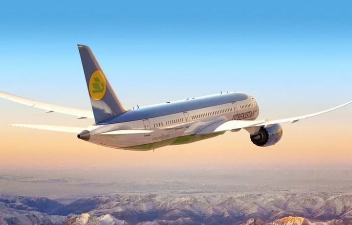 «Uzbekistan airways» 50 foizgacha chegirmalar e'lon qildi