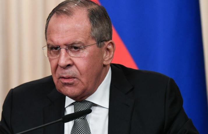 Sergey Lavrov: «G'arb bilan munosabatlar «sovuq urush» paytidagidan ham yomonroq»