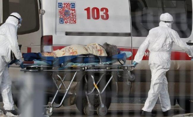 Назван пик заразности человека с SARS-CoV-2