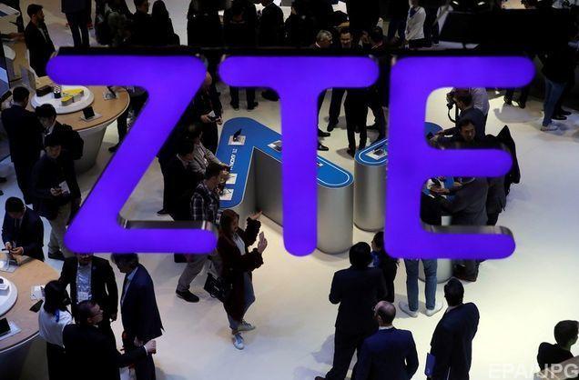 Расман: «ZTE» смартфонлар савдосини тўхтатди