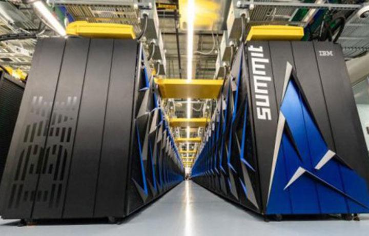 Cуперкомпьютер Summit стал самым мощным суперкомпьютером в мире