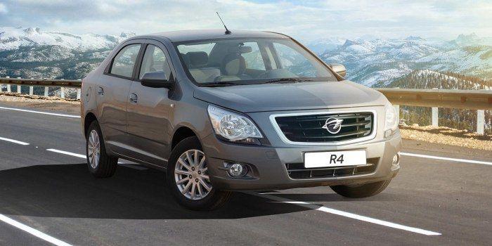 Продажи узбекских автомобилей в России выросли на 40%