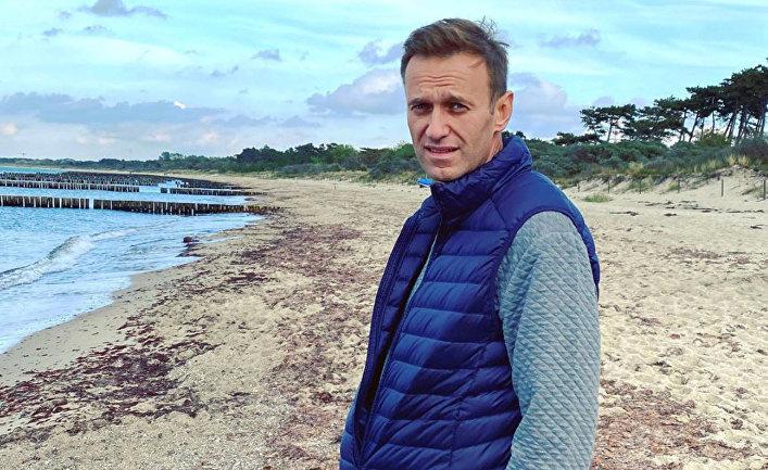 «Izzatini bilmagan mehmon»: Navalniy nemislarning g'ashiga tegmoqda