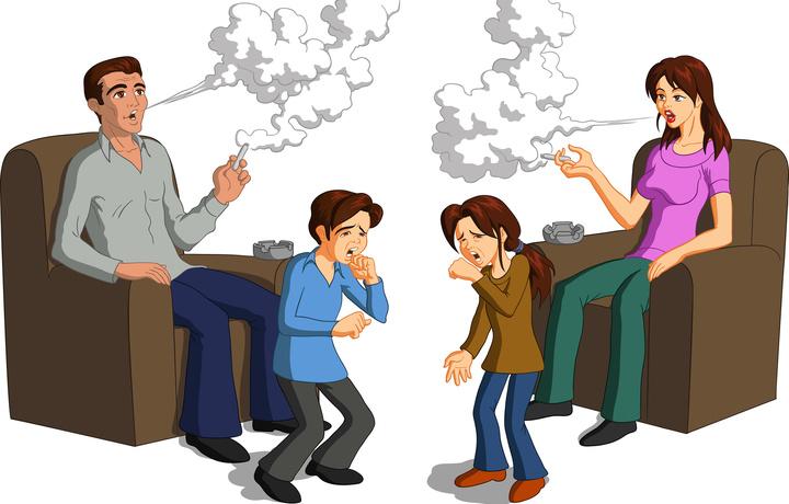 Passiv o'lim. Sigareta tutuni chekmaydigan odamga qanday ta'sir qiladi?