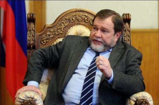 Rossiya O'zbekistondagi elchisini almashtirdi