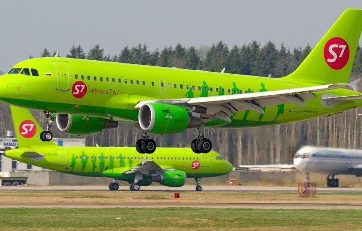 Из Москвы в Ташкент начнет летать S7 Airlines