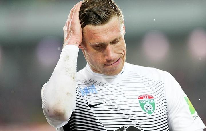 Futbolchi Pavel Pogrebnyak koronavirus yuqtirib oldi