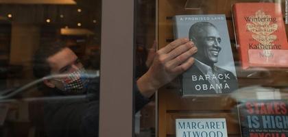 Barak Obamaning shov-shuvli kitobi chop etildi. Unda O'zbekistonga doir epizod ham bor