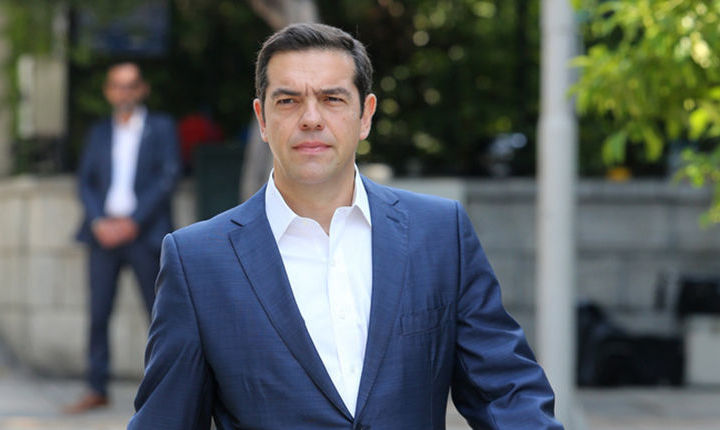 Ниҳоят Греция бош вазири ҳам галстук тақади