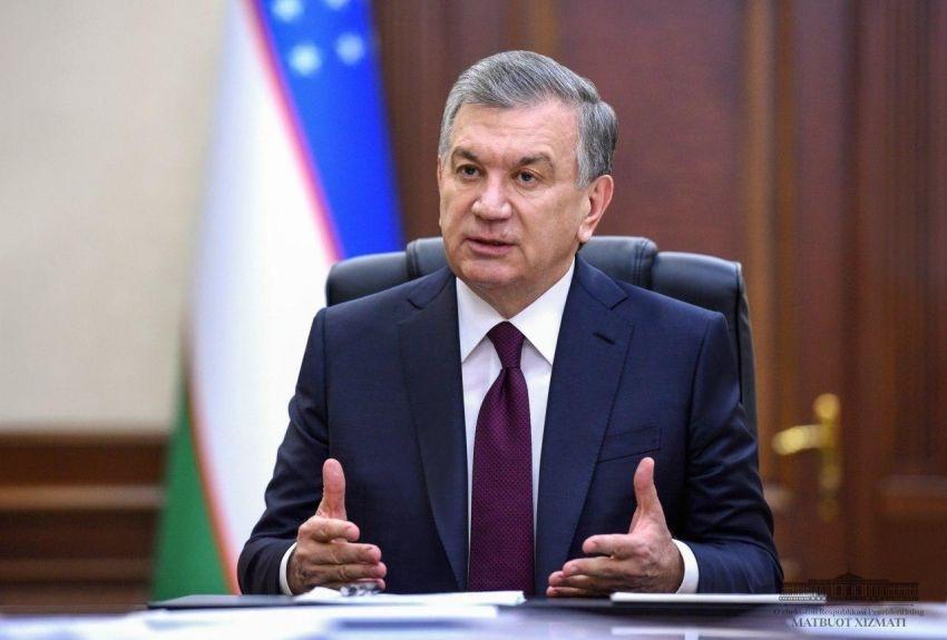 Shavkat Mirziyoyev Janubiy Koreya va Rossiyaga rasmiy tashrif bilan borishi kutilmoqda