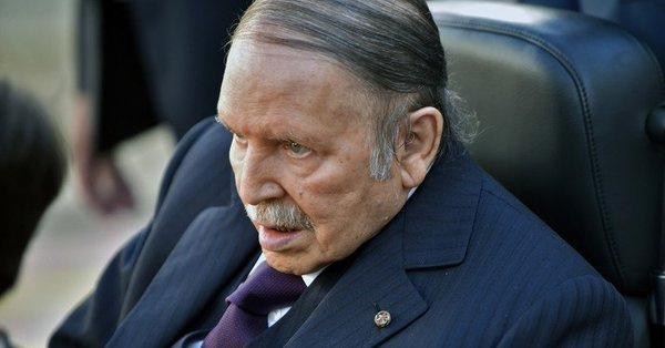 Бутефлика бешинчи марта президент бўлмоқчи