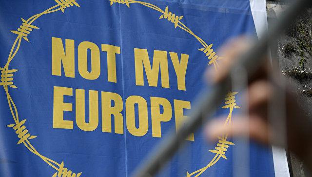 Европа иттифоқи бир йилда бўлиниб кетиши мумкин