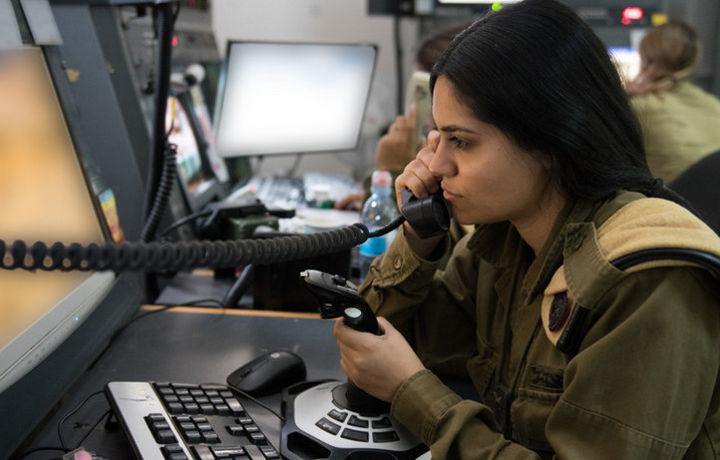 Израиль сбил беспилотник из Сирии