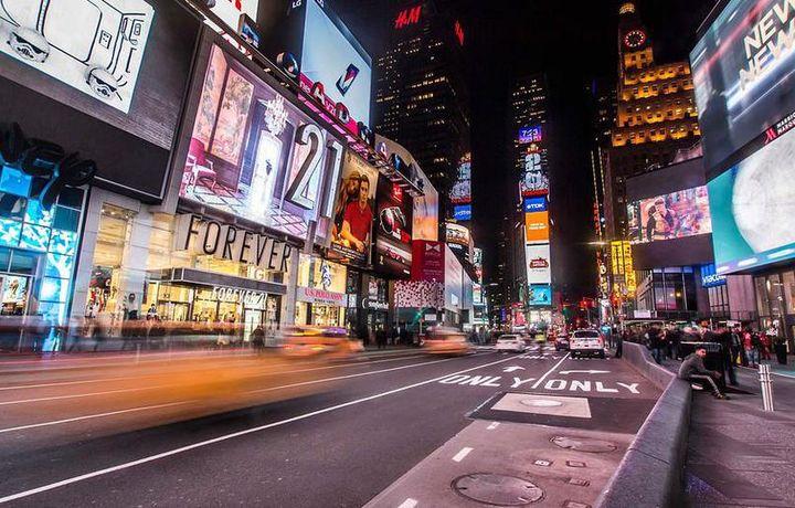 Facebook отправил нейросеть на прогулку по виртуальному Нью‐Йорку