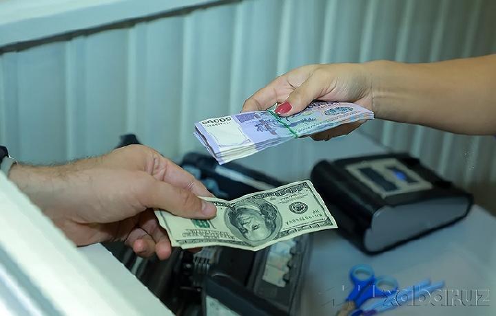 Доллар курси бу ҳафтада ҳам кўтарилди