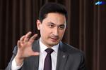 Toshkentdagi INHA universiteti rektori vazifasini bajaruvchi Muzaffar Jalolov.