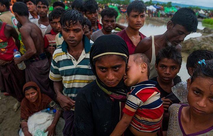 Европарламент призвал остановить этническую чистку в Мьянме