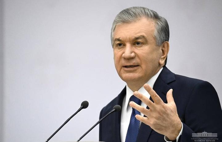 Shavkat Mirziyoyev o'ziga qarshi qilingan fitna haqida gapirdi