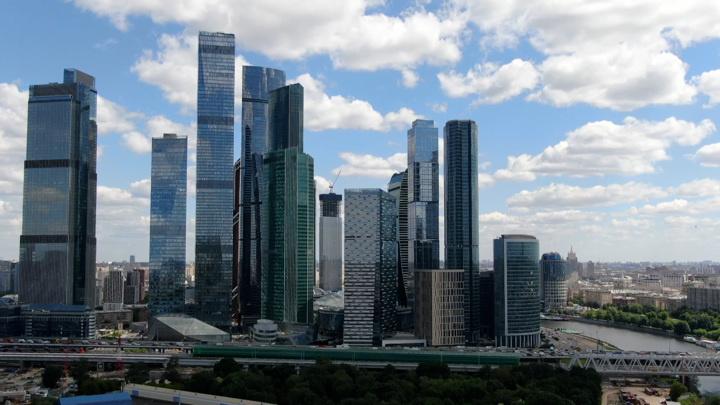 «Moskva-Siti»ning 86-qavatidan yosh qiz pastga tushib ketdi