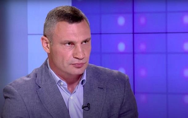 Vitaliy Klichko — lavozimidan olib tashlash borasidagi tahdidlar, prezident bilan yarim yildan beri gaplashmagani va korrupsiya haqida