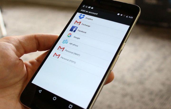 Как на мобильном гаджете Android выйти из аккаунта Google