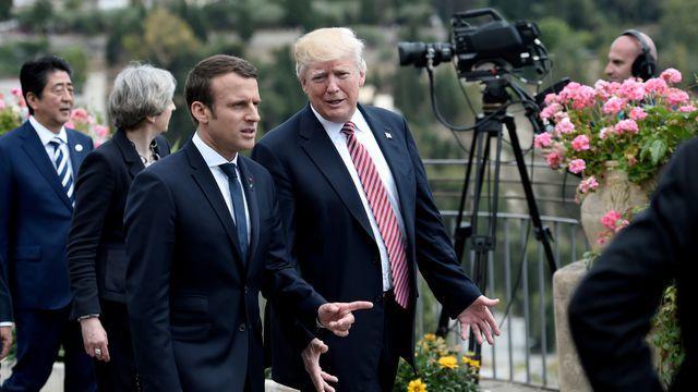 Трамп Макронга Европа иттифоқидан чиқиб кетишни таклиф қилган