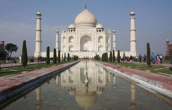 Власти Индии задумались о сносе Тадж‐Махала