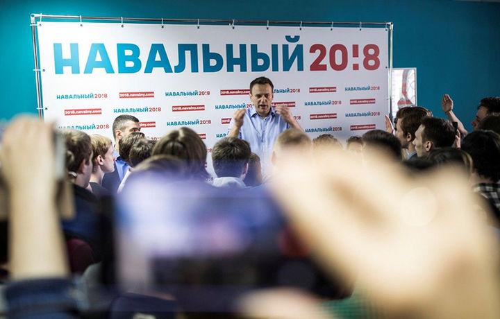 Россия марказий сайлов комиссияси Навалний номзодини рад этди