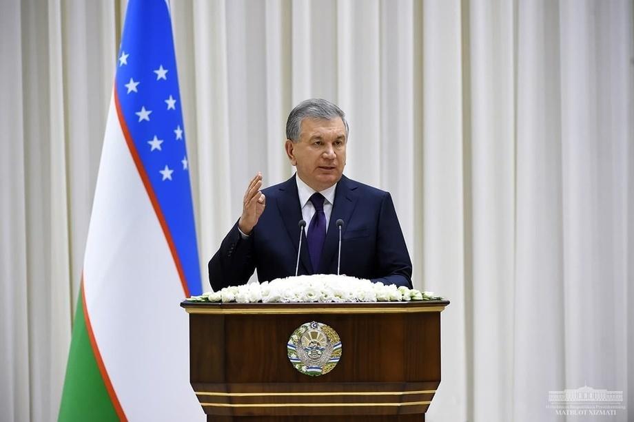 Shavkat Mirziyoyev: O'zbekistonning ertangi kunini peshona terimiz bilan yaratamiz. Kim bu ishlarni qiladi?