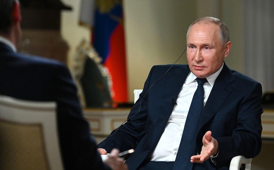 Putin prezidentlikdan ketsa Rossiyada nima bo'lishi haqida gapirdi