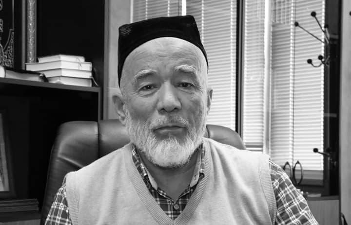 Taniqli adib Ahmad Muhammad Tursun vafot etdi