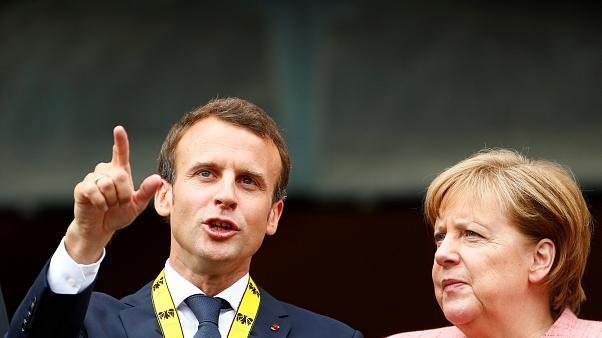 Макрон и Меркель ищут ответ на миграционный вызов (видео)
