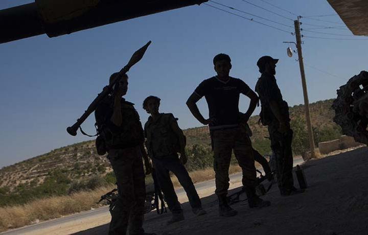 Идлиб охвачен противостоянием ИГ и других боевиков