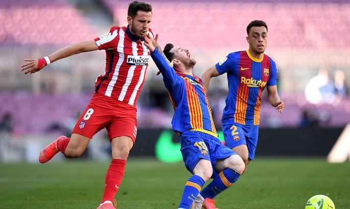 «Барселона» ва «Атлетико» баҳси «Реал» фойдасига ҳал бўлди