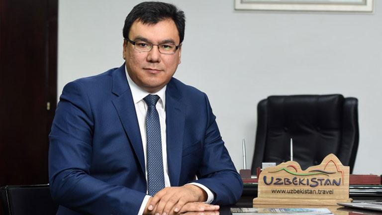 Азиз Абдухакимов стал ректором Международного университета туризма в Самарканде