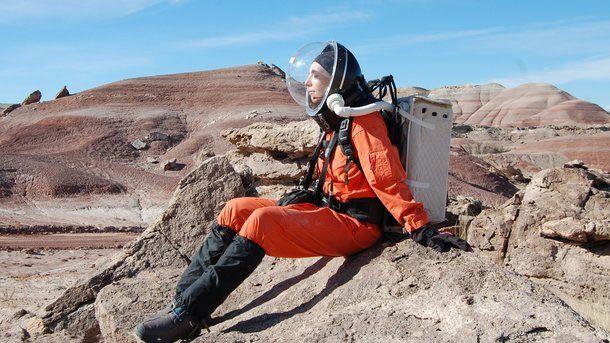 «NASA»да Марсга биринчи аёл қадам қўйишини исташмоқда