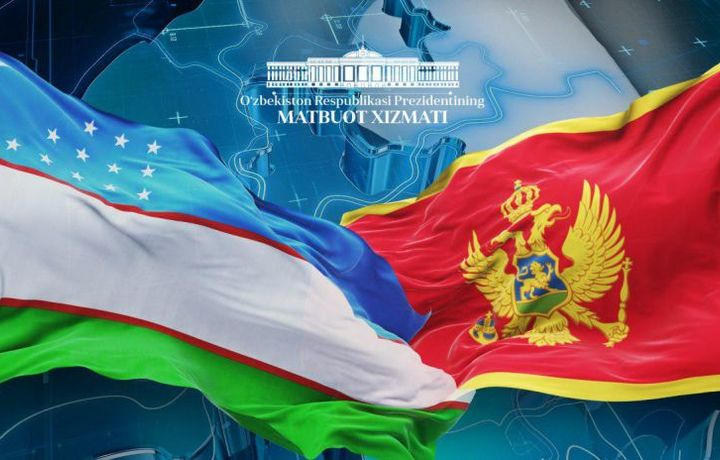 Шавкат Мирзиёев Черногория президентига табрик йўллади