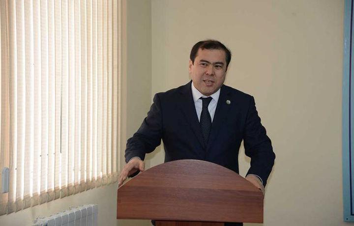 ХПК раиси Самарқандда мастер-класс ўтди