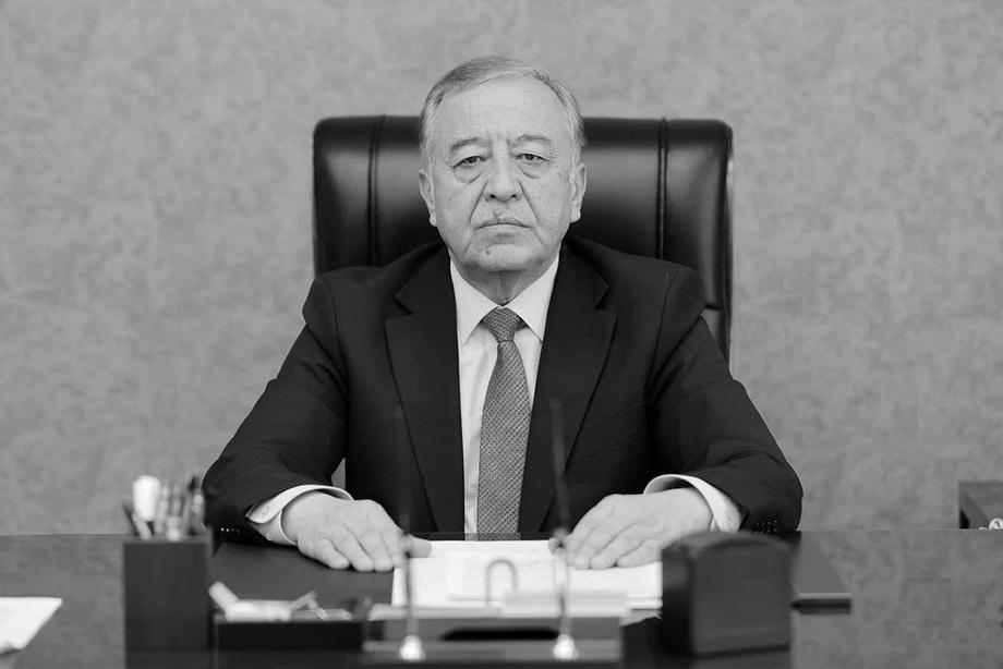 Президент давлат маслаҳатчиси Рустам Қосимов вафот этди
