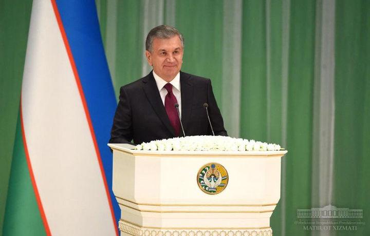 Шавкат Мирзиёев Ўзбекистон халқини мустақиллик байрами билан табриклади