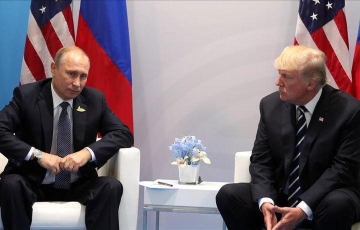 Трамп и Путин могут встретиться в июле