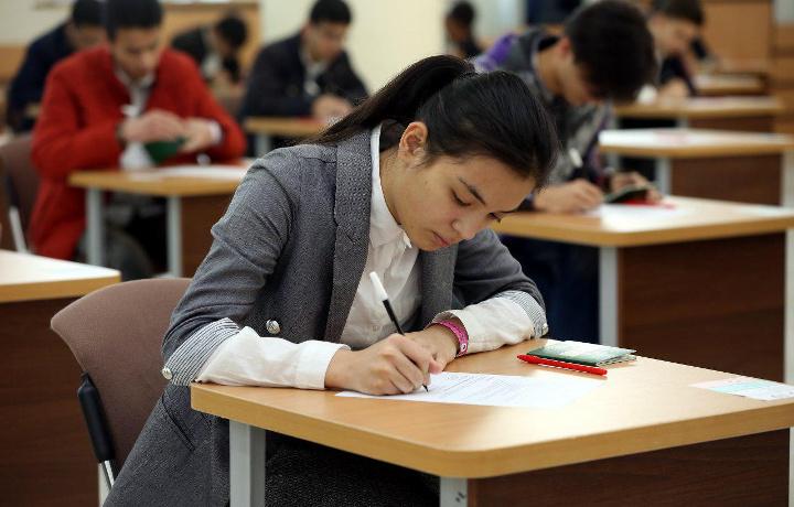 В Университете Инха в Ташкенте прошел первый вступительный экзамен