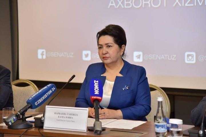 «Gulnora Karimova», «jinsiy tarbiya»... Senat raisi nima degan edi?