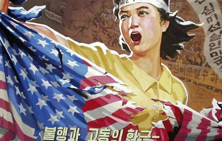Трамп: в Северной Корее не осталось антиамериканских плакатов