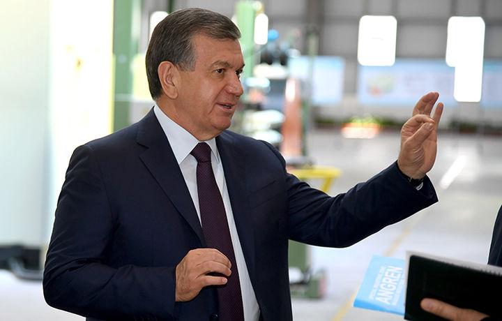 Шавкат Мирзиёев пахта Ўзбекистонга нима учун кераклигини айтди